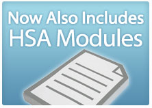 Now includes HSA plans!